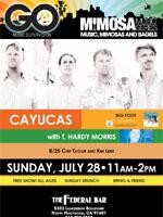 Mimosa Music 2013-07-28_Cayucas-THardy