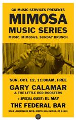Mimosa Music Gary Calamar