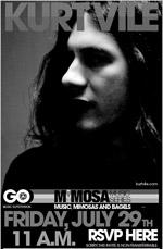 Mimosa Music Kurt-Vile