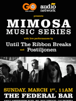 Mimosa Music Until the Ribbon Breaks